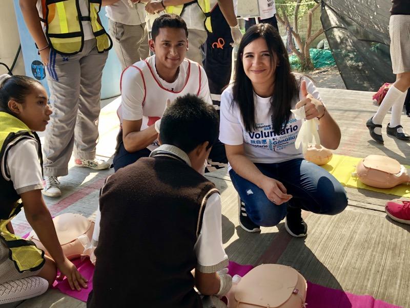 Marsh buscará incluir en nivel medio superior educación en prevención de riesgos para los jóvenes de México - marsh_2