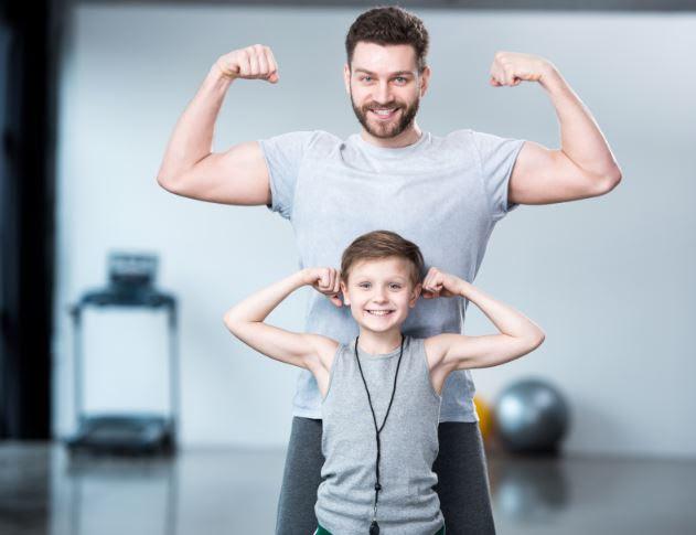 Opciones de regalos para tener un papá fitness - papa-fitness