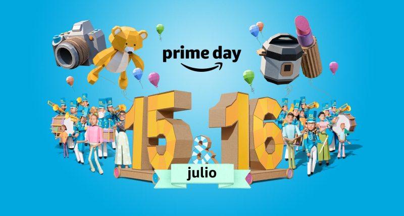 Prime Day 2019, festival de dos días de ofertas increíbles - prime-day-800x427