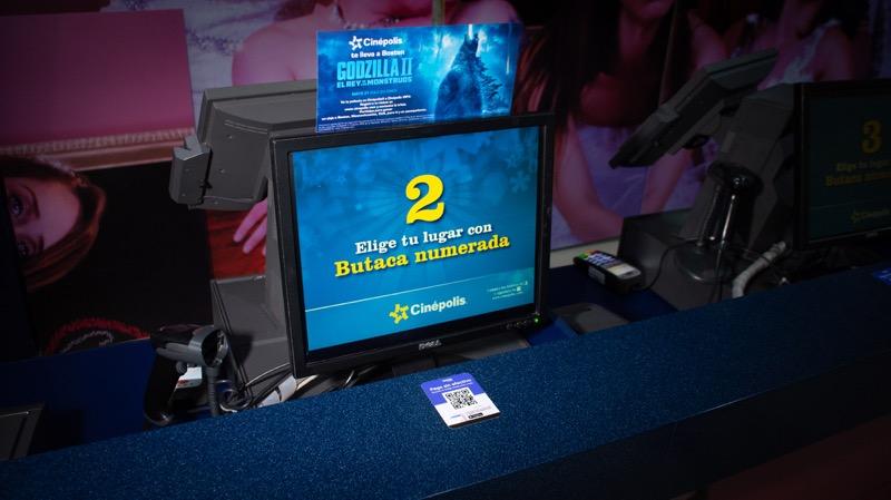 Ya puedes pagar boletos y dulcería del cine con QR de weex wallet - weex-cinepolis-3