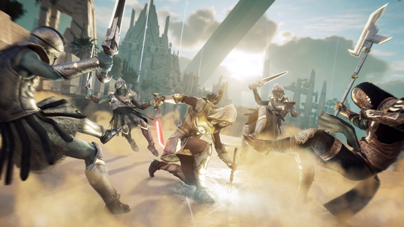 Episodio final de Assassin's Creed Odyssey, The Fate of Atlantis está disponible para PS4, Xbox y Windows PC - assassins-creed-odyssey-the-fate-of-atlantis_pack3_stormattack