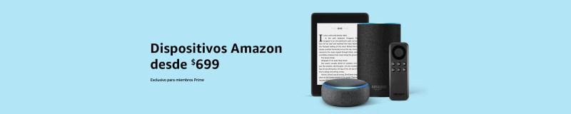 ¡Por fin llegó Prime Day edición 2019! el festival de ofertas más grande de Amazon - dispositivos-amazon-800x160