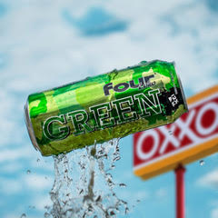 Four Loko GREEN, nuevo sabor por tiempo limitado