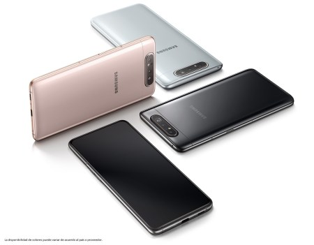 Samsung Galaxy A80, con cámara giratoria ¡ya disponible la preventa en México!