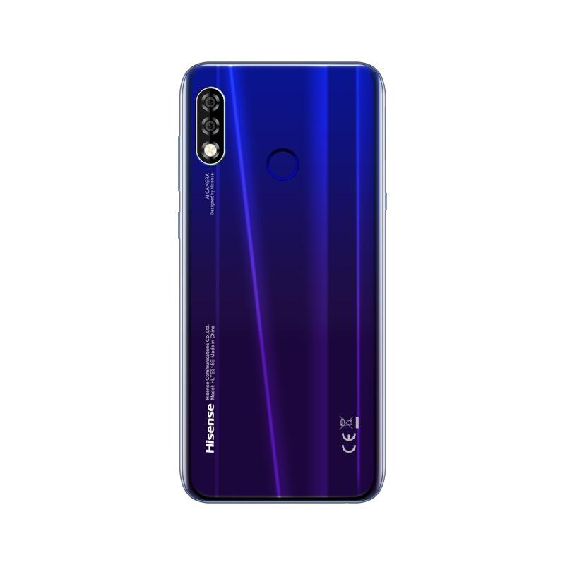 Hisense H30 llega a México ¡Conoce sus características y precio! - hisense-h30_smartphone_1