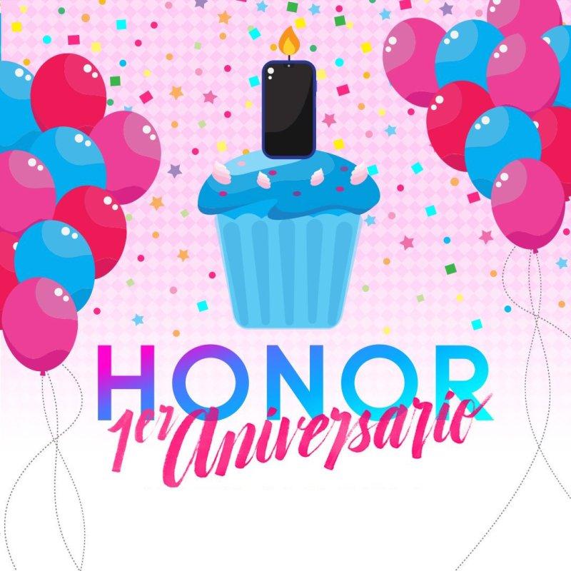 HONOR celebra su primer aniversario en México - honor-aniversario-mexico-800x800