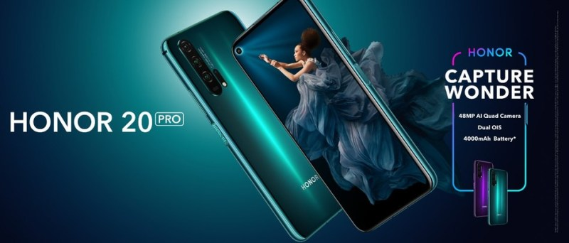 Inicia la venta global del HONOR 20 PRO - honor_20-pro-800x342
