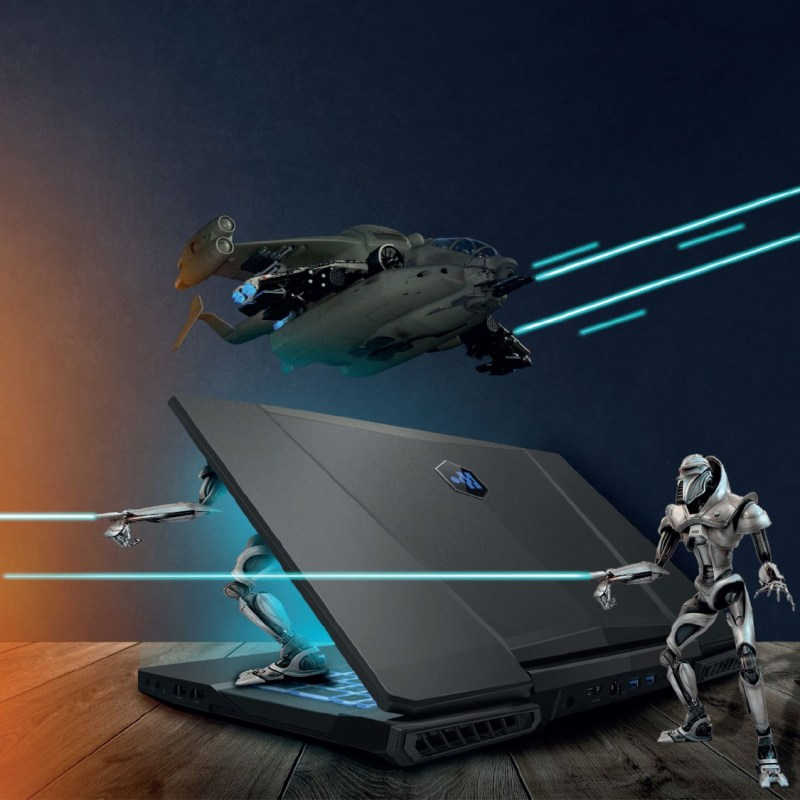 ¿Cómo elegir una laptop gamer? - laptop-gamer-hyundai-technology