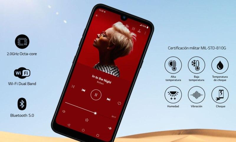 LG Q60 con triple cámara  con Inteligencia Artificial ¡conoce sus características y precio! - lg-q60-performance-reliability-desktop