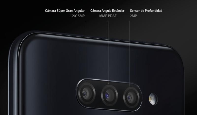 LG Q60 con triple cámara con Inteligencia Artificial ¡conoce sus características y precio! - lg-q60-triple-camara-con-inteligencia-artificial