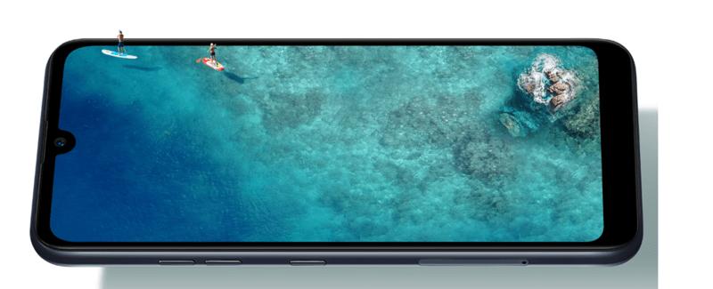 LG Q60 con triple cámara con Inteligencia Artificial ¡conoce sus características y precio! - lg-q60_5