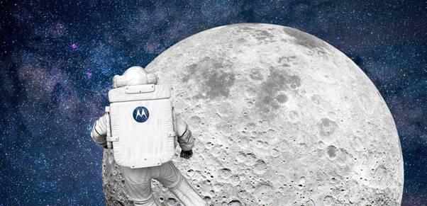 Motorola conmemora 50 años de la llegada del hombre a la Luna - motorola