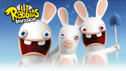 Estreno de la cuarta temporada de Rabbids Invasion ¡ya disponible en Netflix! - rabbids-invasion
