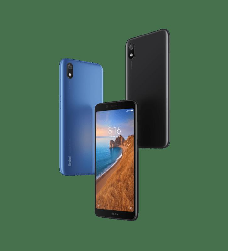 Xiaomi Redmi 7A llega a México con duración de batería de dos días ¡Conoce sus características y precio! - redmi-7a_01-726x800