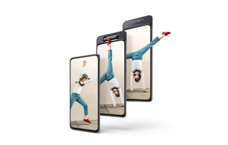 Samsung Galaxy A80, con cámara giratoria ¡ya disponible la preventa en México! - samsung-a80