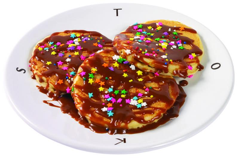 Nuevo menú infantil en Toks dedicado a Barbie y Hot Wheels - toks_mattel-toks-hot-cakes