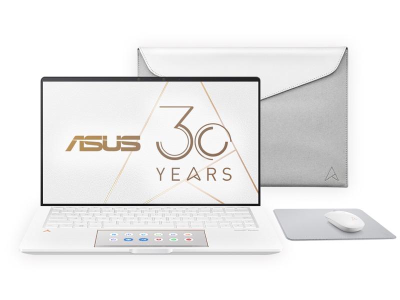 ASUS en su 30 aniversario lanza nueva línea de cómputo - asus-zenbook-edition-30-800x600