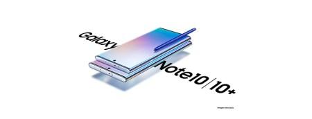 Samsung lanza el Galaxy Note 10 y Note 10+¡Conoce sus características y precios!