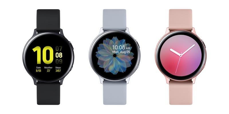 Samsung presenta su más reciente reloj inteligente: Galaxy Watch Active2 - galaxy-watch-active-2