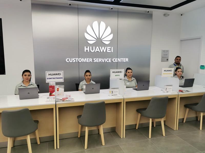 Huawei inaugura 9 nuevas Huawei Experience Stores en México - huawei-experience-store_3-800x600