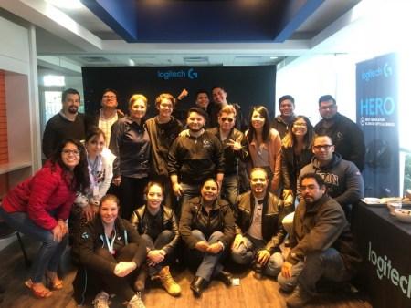 Logitech G es el nuevo patrocinador del equipo Infinity Esports