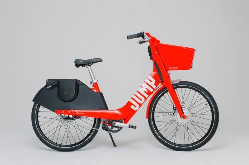 JUMP, nuevas bicicletas inteligentes de Uber para la CDMX - jump-1
