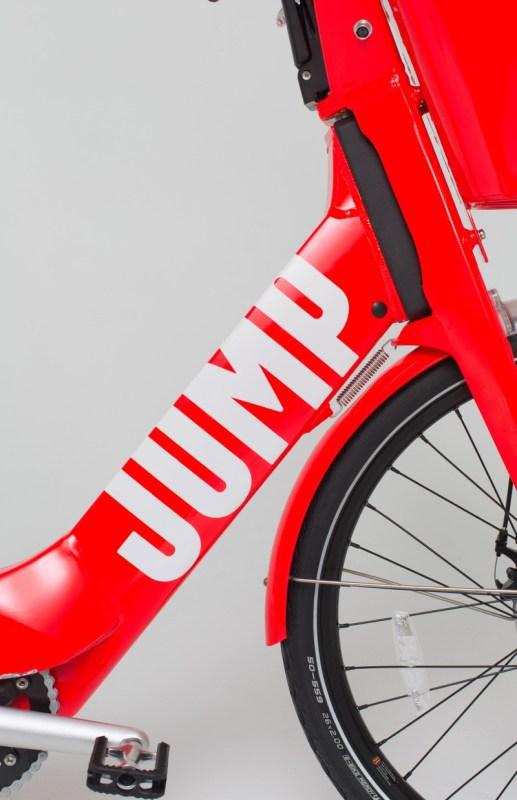 JUMP, nuevas bicicletas inteligentes de Uber para la CDMX - jump-3_hires