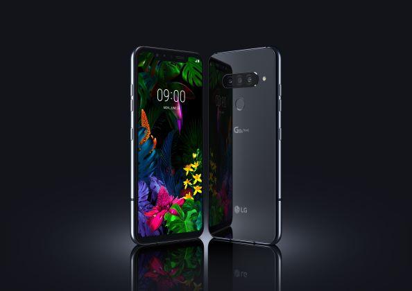 LG G8S ThinQ es el nuevo smartphone de LG que se controla con gestos ¡Conoce sus características! - lg-g8s-thinq_black
