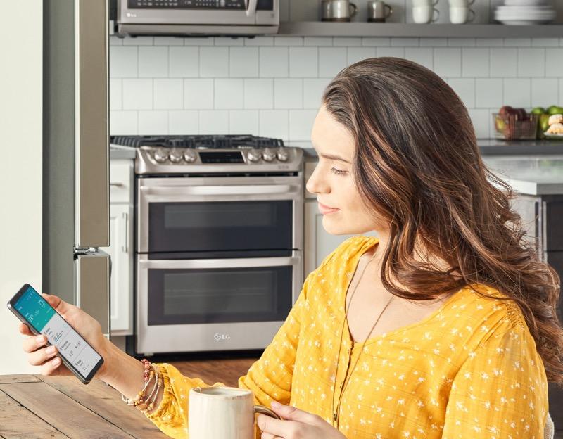 La nueva app de reconocimiento de voz de LG mejora la conexión con sus electrodomésticos inteligentes - lg-thinq