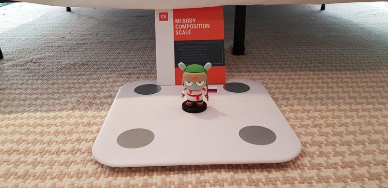 Loft inteligente de Xiaomi con MediaTek - mi-body-composition-scale-800x389