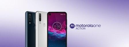 Motorola One Action llega a México ¡ Conoce sus características y su atractivo precio!