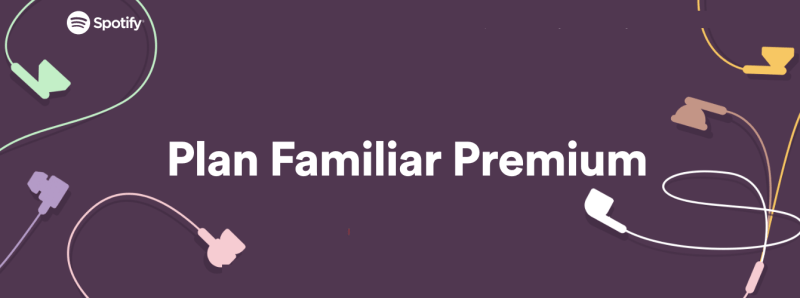 Spotify presenta una nueva actualización del Plan Familiar Premium - plan-familiar