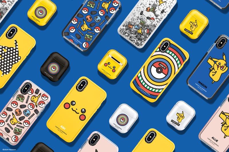 """""""CASETiFY & Pokémon"""" by Craig & Karl, línea exclusiva de fundas y accesorios para iphone - pokemon_collage-craig-karl-800x533"""