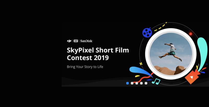 Primer Certamen de Cortometrajes SkyPixel ¡Conoce todos los detalles! - skypixel-dji