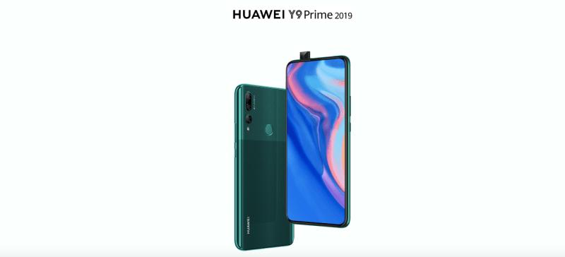 HUAWEI Y9 Prime 2019, con cámara pop-up - smartphone-huawei-y9-prime-2019-800x364