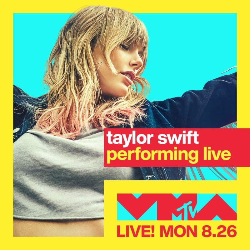 "Taylor Swift en vivo en los MTV ""VMAs"" 2019 - taylor-swift-mtv-video-music-awards"