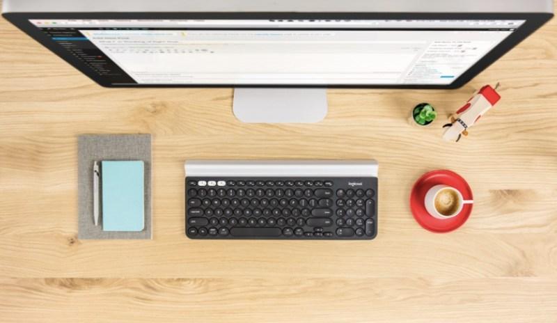 Regreso a clases: tecnología para mejorar tus estudios en línea - teclado-k780