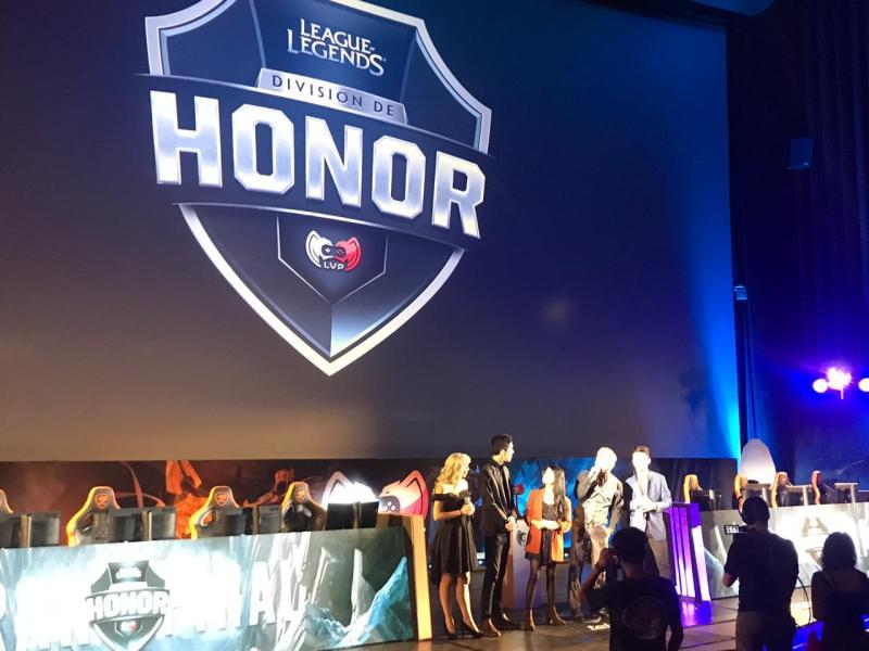 Telcel se convierte en patrocinador de la División de Honor de League of Legends - telcel-esports