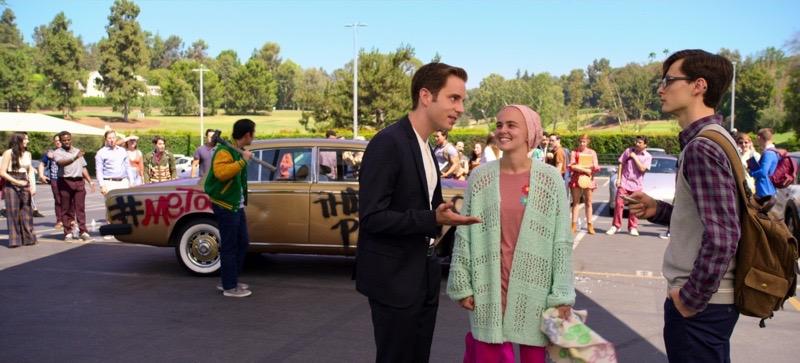 Netflix revela las imágenes de la nueva serie The Politician de Ryan Murphy - the_politician_ryan-murphy_2-800x363
