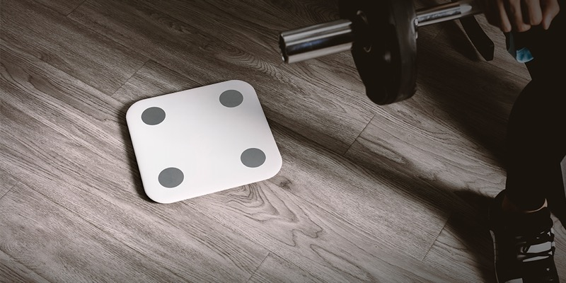 Loft inteligente de Xiaomi con MediaTek - xiaomi-mi-body-composition-scale