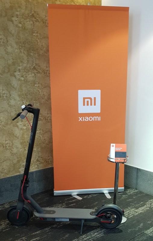Loft inteligente de Xiaomi con MediaTek - xiaomi-scooter-508x800