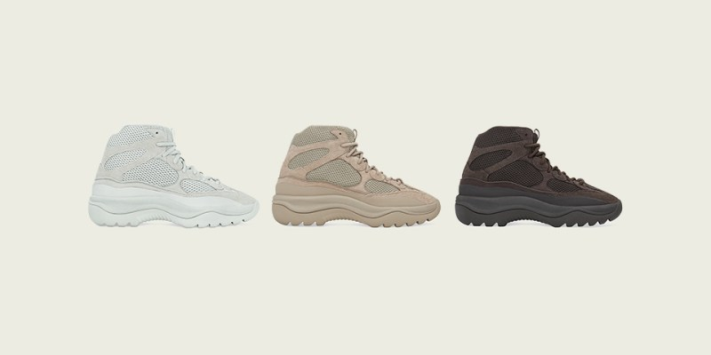 adidas + KANYE WEST anuncian la llegada de YZY DSRT BT Salt, Rock y Oil - adidas-kanye-west-yzy-dsrt-bt-salt-800x400