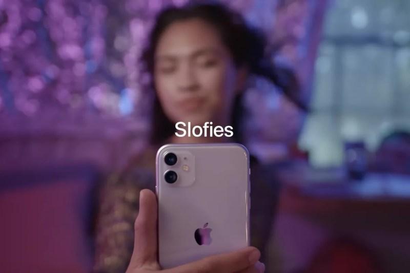 """Apple intenta convertir la palabra """"Slofie"""" en una marca registrada - apple-slofie"""