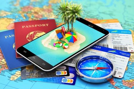 Aumenta cerca de 90% la búsqueda de viajes en móviles
