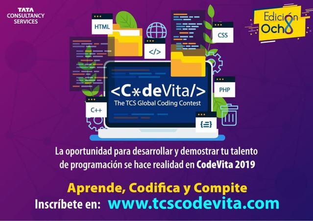 CodeVita 2019: el concurso de programación para los jóvenes mexicanos - code-vita-2019