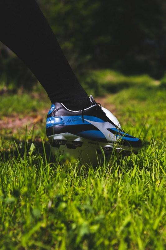 Diadora Soccer, bajo la huella de Roberto Baggio - diadora-soccer-1