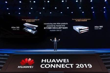 Lanza Huawei nuevos procesadores para entornos de IA en la Nube