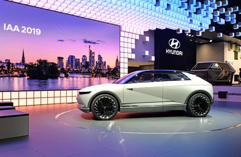 Hyundai Motor presenta el concepto 45 EV en el IAA de Frankfurt 2019 - hyundai-concepto-45-ev_1-800x521