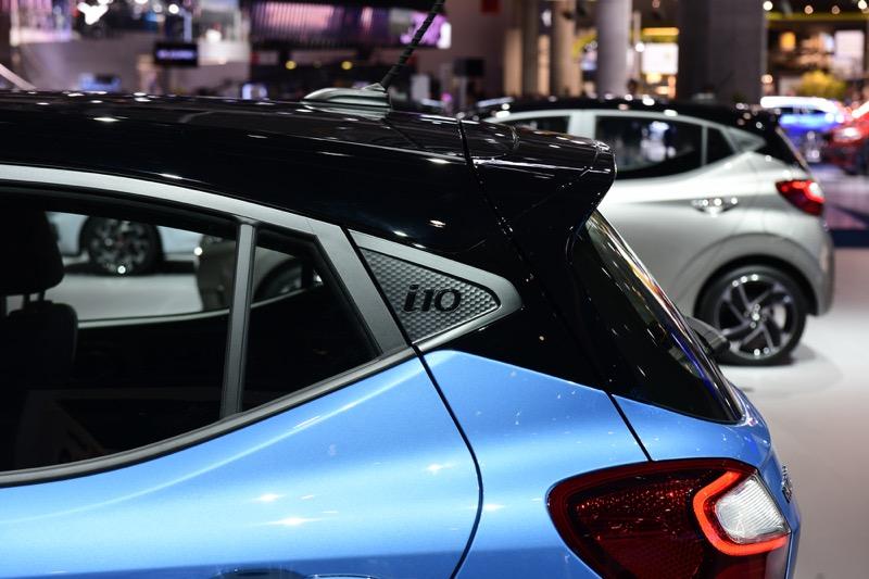Hyundai Motor presenta el nuevo i10, en el Salón Internacional del Automóvil de Frankfurt (IAA) 2019 - hyundai_i10_3-800x533