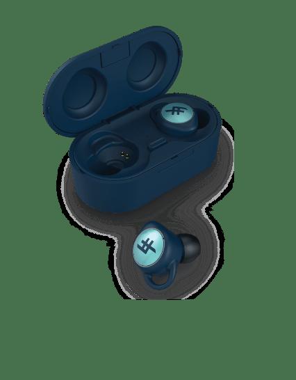 Nuevos audífonos inalámbricos IFROGZ con Carga rápida y 15 horas de batería - ifrogz-audifonos-inalambricos-1